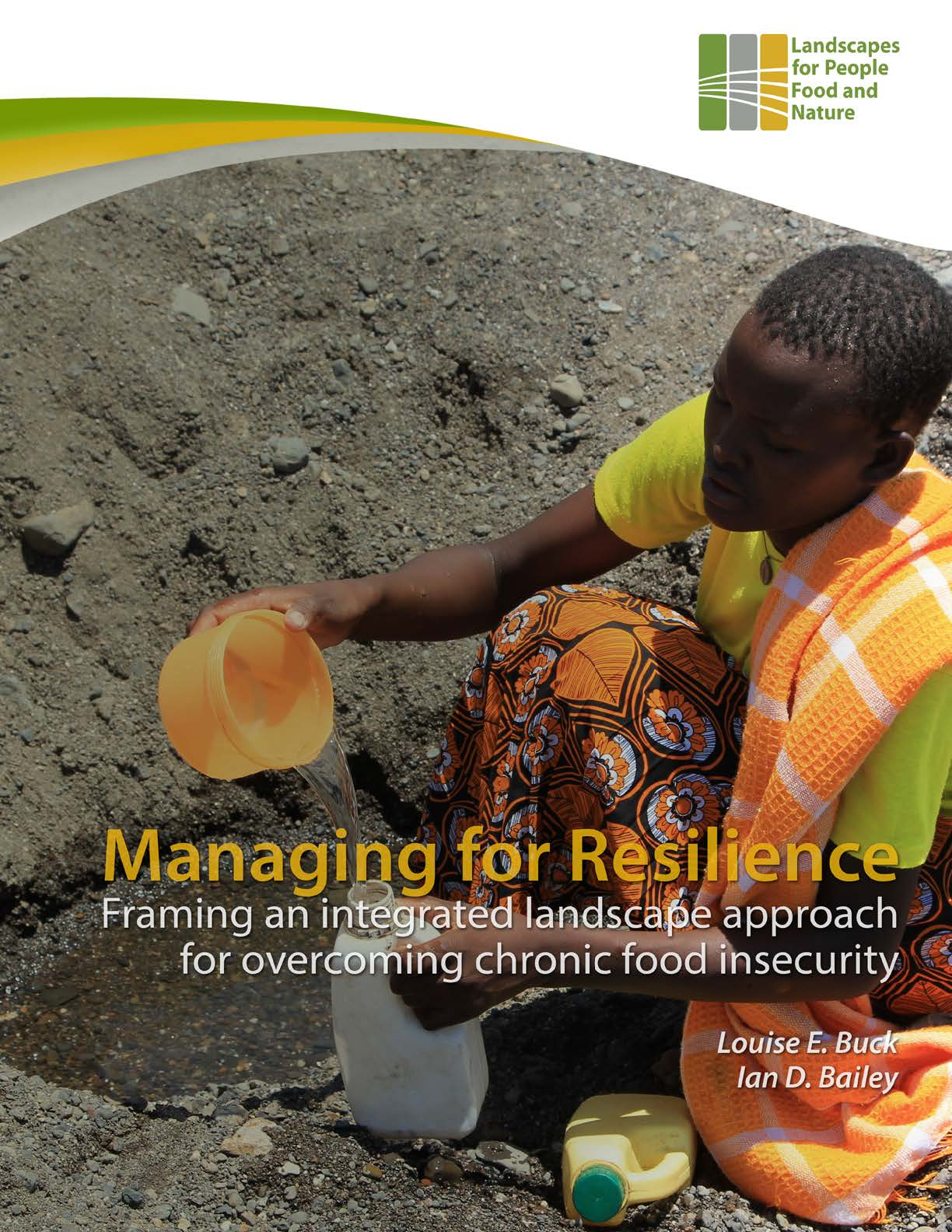 Managing for Resilience - Buck and Bailey - 2014_Cover_Page_01