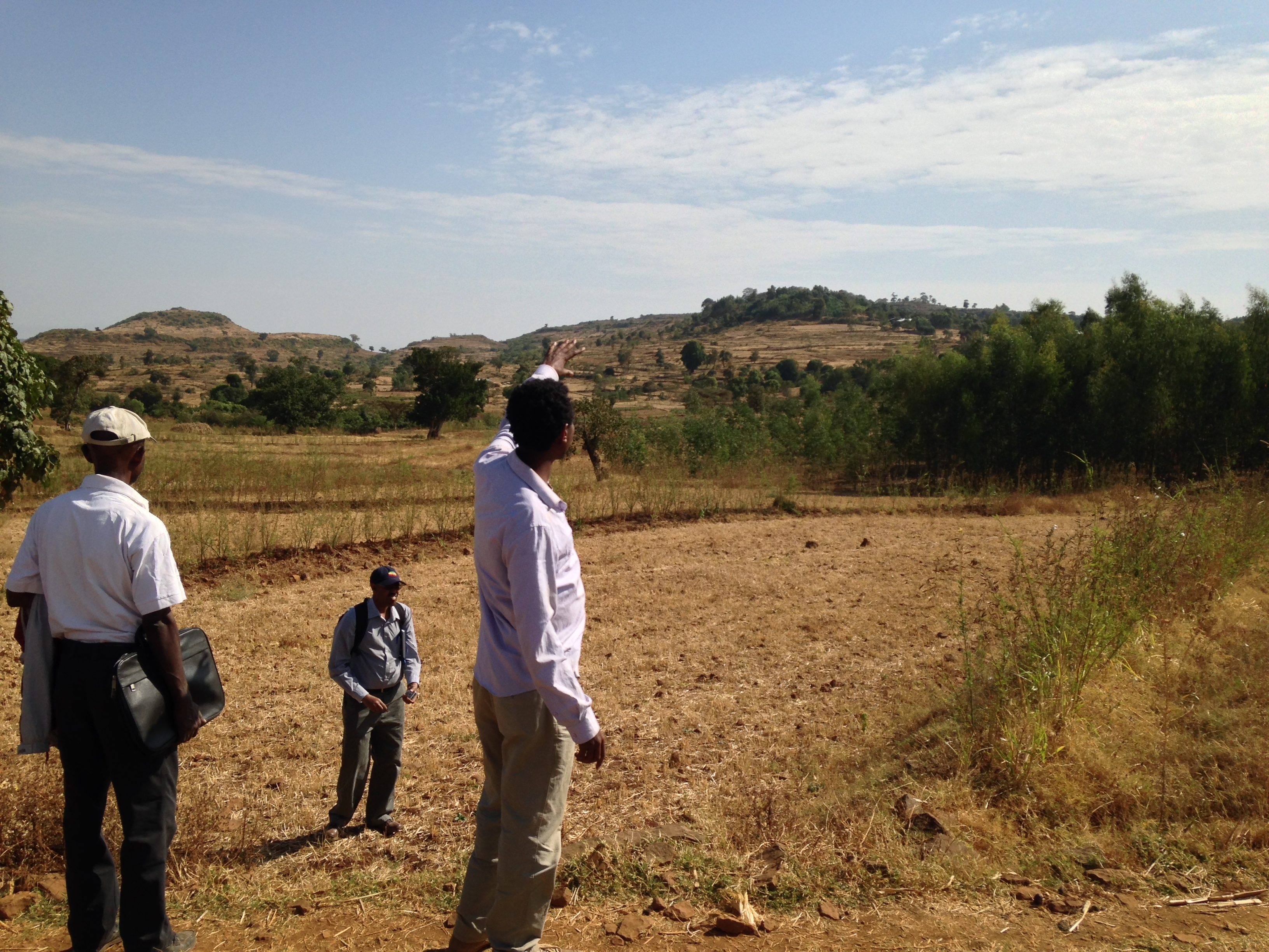 A watershed coordinator describes how the catchment systems improve land and water management.