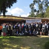 Group Photo from the African Landscapes Dialogue - March 6th, 2017